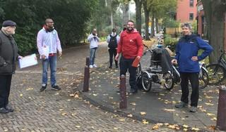 Stap één richting referendum Roomburgerpark is voltooid