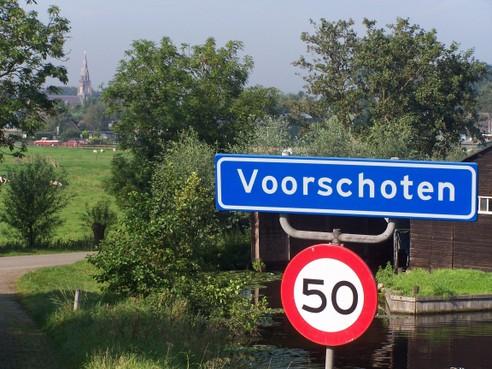 Gemeente Voorschoten houdt flitspeiling onder inwoners