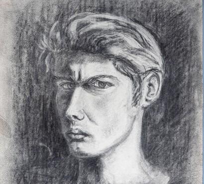 Wolkers-archief overgedragen aan Leidse universiteit: jeugdtekeningen en glasscherven