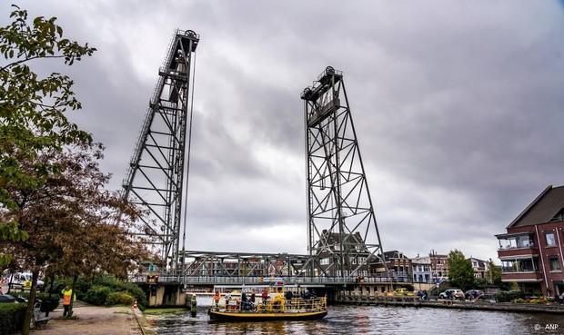 'Versterken brug Boskoop duurt zeker 2 weken'