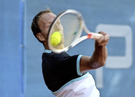 Senne Braun wint STV Open