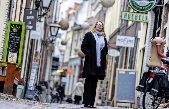 Feminisme Evolutie Leiden: 'Feminisme, zonder weg te jagen'