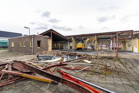 Dag oude school in Nieuwe Wetering, hallo hospice Amandi