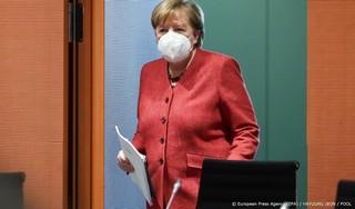 Duitse leider Merkel hoopt op nieuw hoofdstuk met VS