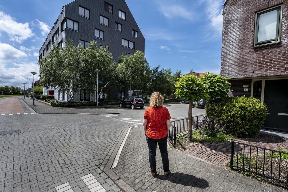 Ronne Gerritsen werd in Nieuw Vennip eerder op straat beroofd van haar sieraden