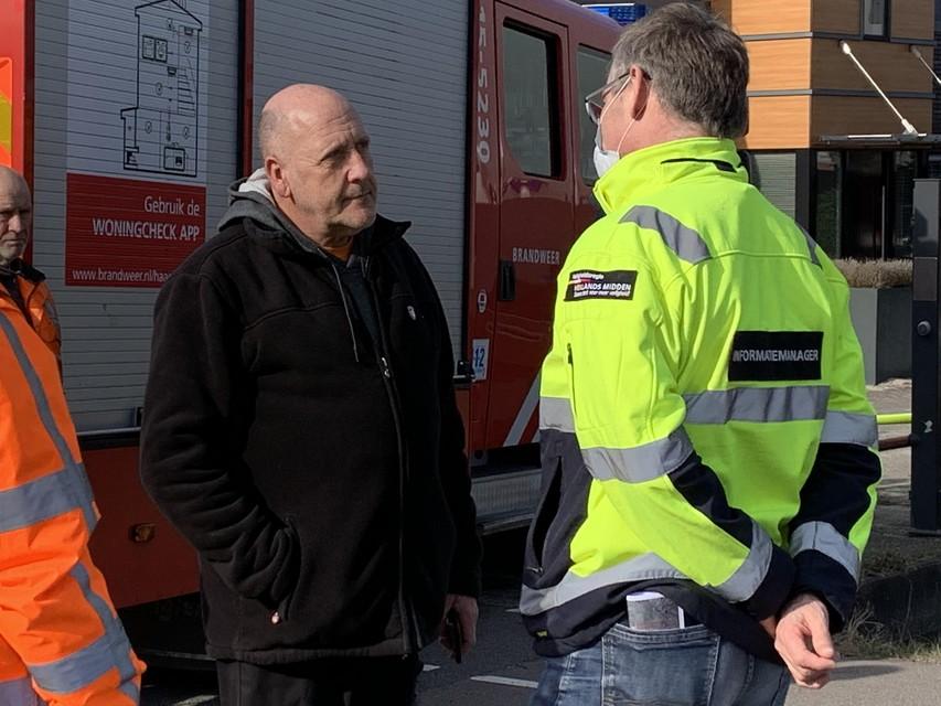 Directeur Zwiep Vermeulen is vooral blij dat er geen slachtoffers zijn gevallen.