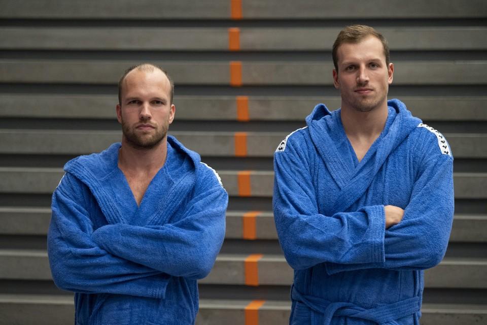 Lars Reuten en Jesse Nispeling willen om de prijzen spelen bij AZC.