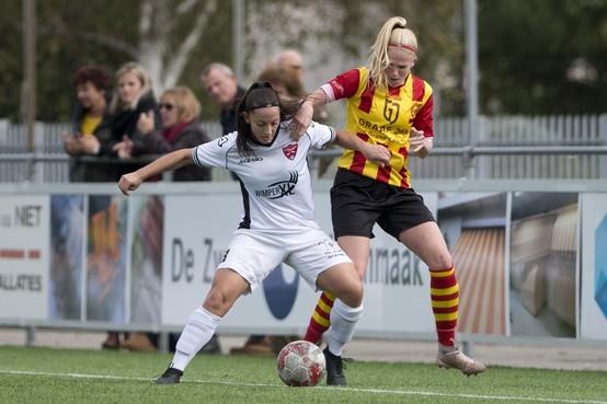 FC Rijnvogels-speelster Drita Celaj hoopt dit weekeinde te debuteren voor Kosovo
