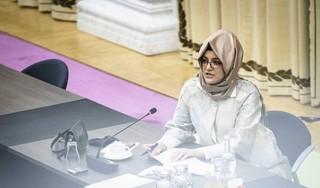 Verloofde Khashoggi: gerechtigheid