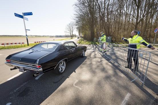 Noordwijk sluit opnieuw alle parkeerterreinen en weg naar Langevelderslag