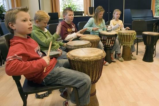Sanerende gemeente Katwijk wil Muziekschool opheffen en maakt meer 'harde keuzes'