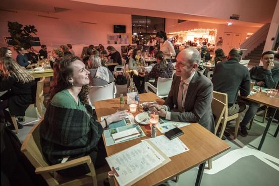 Pop-up restaurant Happietaria: eten voor het goede doel