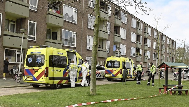 Dode vrouw Van Riebeeckhof: politie gaat niet uit van misdrijf
