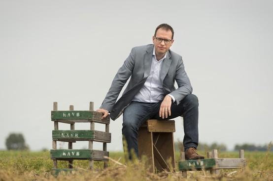 André Hoogendijk over vijf jaar KAVB: 'Bollensector heeft zelfvertrouwen terug'