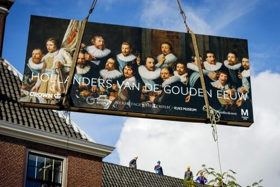 Lakenhal, Westfries Museum en Frans Halsmuseum houden vast aan begrip Gouden Eeuw