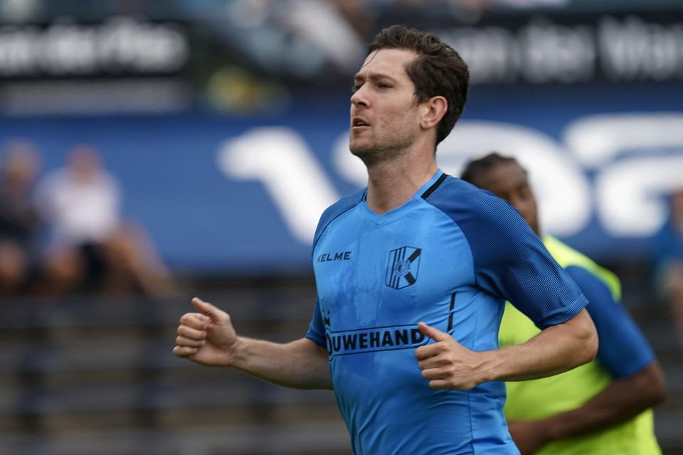 Mike van den Ban: ,,Spelers sparen? Dat denk ik niet.''