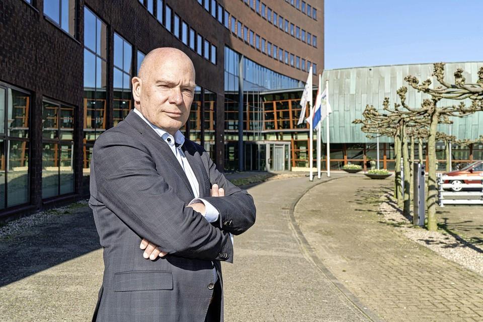 Ton van Houten, directeur van Zorg en Zekerheid.