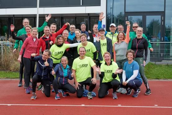 Onder het mom van goede voornemens: atletiekvereniging Spartaan start weer cursus RunStarter