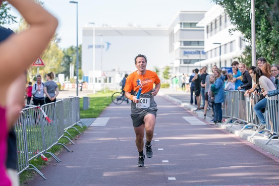 444ste verjaardag Universiteit Leiden is thema Singelloop