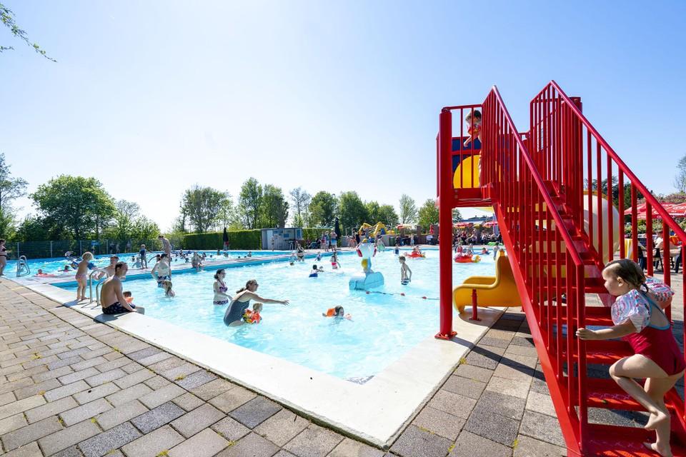 Zwembad De Hazelaar.