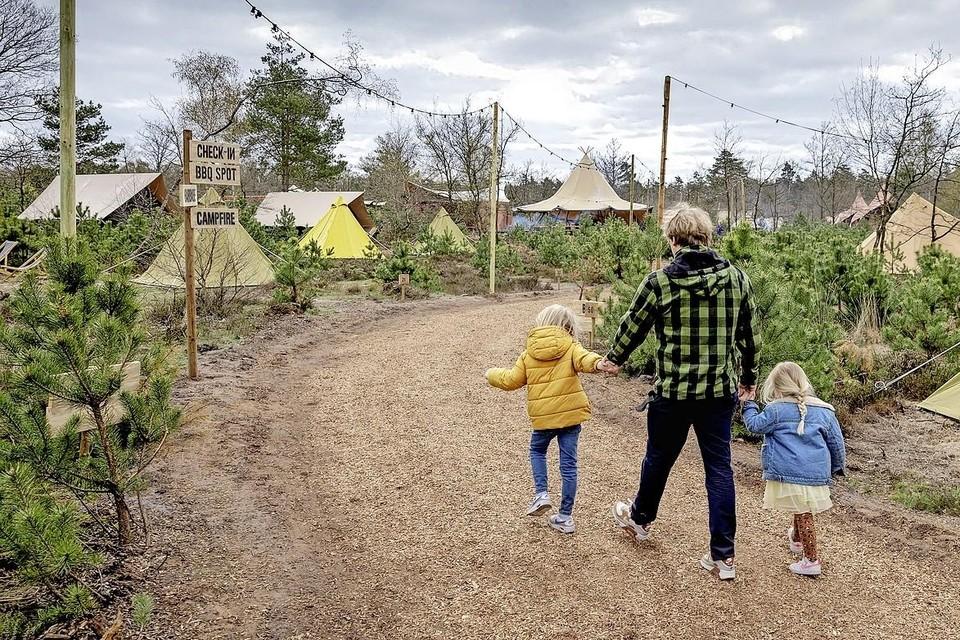 Vakantieparken Bijna Vol Wie Nog Op Zoek Is Mag Gaan Kamper Leidschdagblad