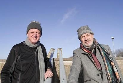 Ysbrand van Rijn zingt liedjes passend bij de winter [video]