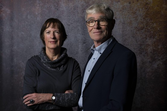 Kandidaten m/v Pieter en Ali Hellinga: Eerbetoon aan al onze vrijwilligers