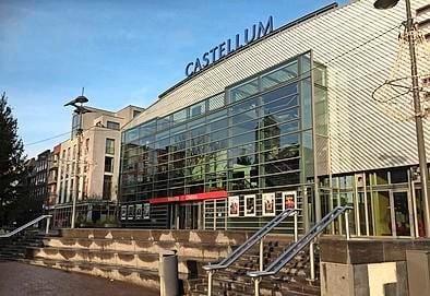 Verbouwing theater Castellum, in zomer van 2020, gaat door