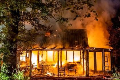 Twee jongens van 6 en 9 omgekomen bij brand