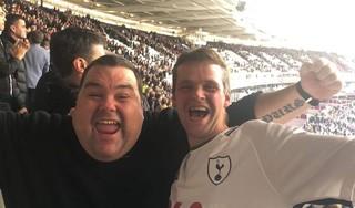 Katwijker Geert Heemskerk heeft een seizoenkaart bij Tottenham Hotspur en volgt zijn club noodgedwongen voor de televisie: 'Weet je wat het ergste is? Het begint nog te wennen ook'
