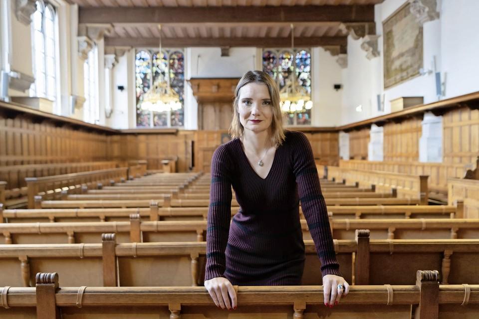 Nadine Akkerman is Leids universitair hoofddocent en expert op het gebied van Engelse literatuur.