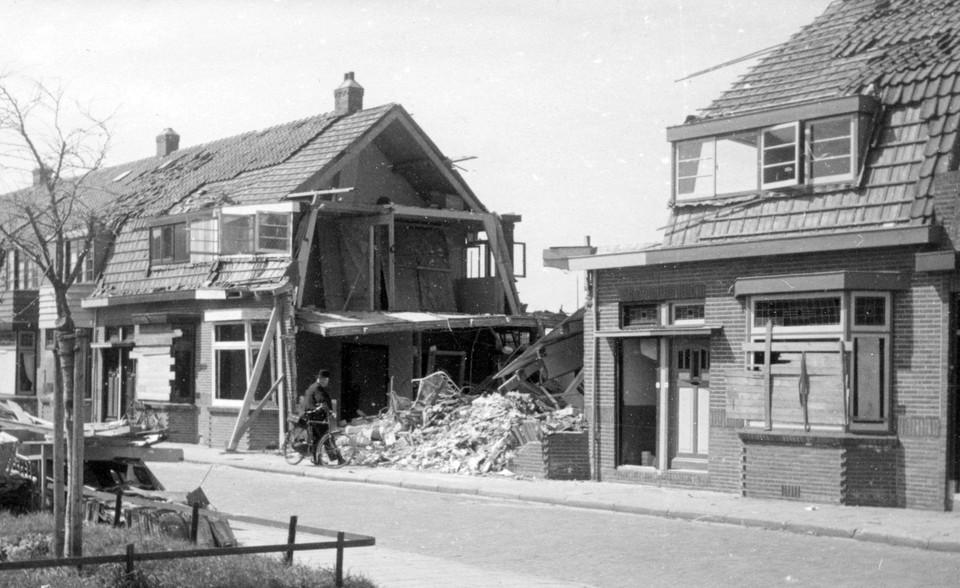 De Van Speijkstraat. Het verschil tussen een huis hebben en dakloos zijn.