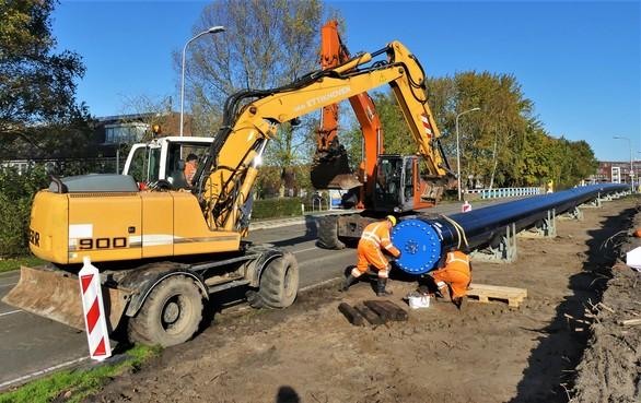 Eenrichtingsverkeer op deel Biltlaan in Katwijk