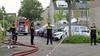 Gasbarbecue ontploft in Lisse: drie gewonden, allemaal naar ziekenhuis [video]