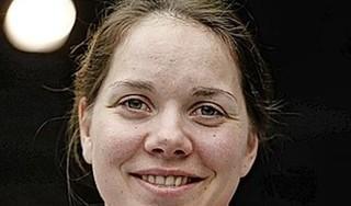 Simuleren is weten voor wielrenster Laurine van Riessen