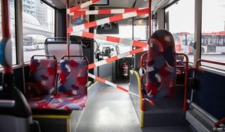 Bus en tram krijgen 'kuchschermen' tegen coronavirus