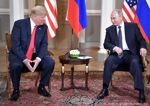 'Ontmoeting Trump met Poetin vrijdag in Osaka'