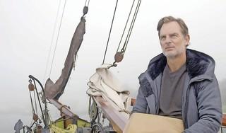 De zeebenen van Ronald de Boer, die altijd de drive om te winnen heeft