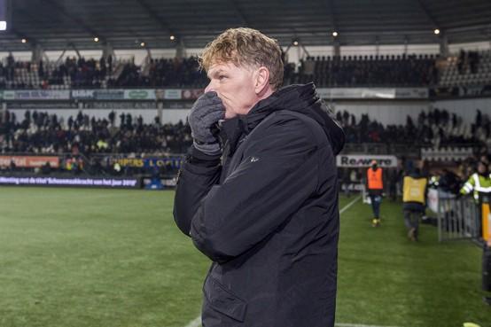 Leidenaar Alfons Groenendijk neemt ontslag als trainer van ADO Den Haag: 'Het is een besluit met pijn in het hart'