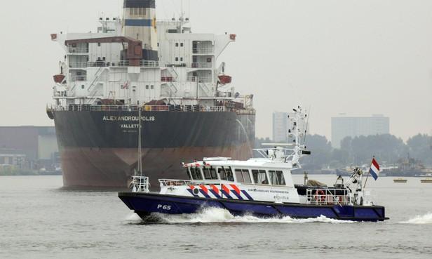 Actie waterpolitie: langzaam varen en drugscontroles op veerponten