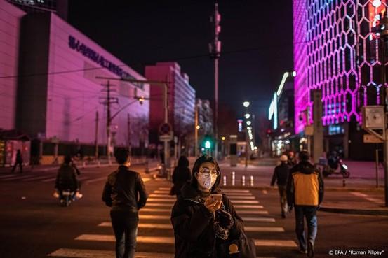 China telt laagste aantal dagelijkse virusdoden in weken