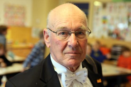 Rekenwonder en wereldrecordhouder Willem Bouman (80): 'Ik stop pas als ze mijn kop eraf rukken'
