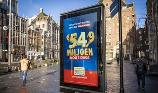 Nog geen goudkoorts in Voorhout ondanks lonkende miljoenen: 'Ik ben nu wel benieuwd naar de winnende letters'