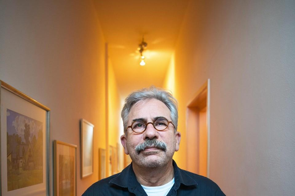 Jeffrey Wijnberg, psycholoog.