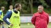 'Weinig EK-gekte op Mallorca, het lijkt hier eerder een programma van Omroep Max', ziet zaalvoetbalfenomeen én Oranje-analist Edwin Grünholz