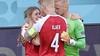 De schouder van Simon Kjaer bood iedereen troost, maar de UEFA liet hem stikken | Commentaar
