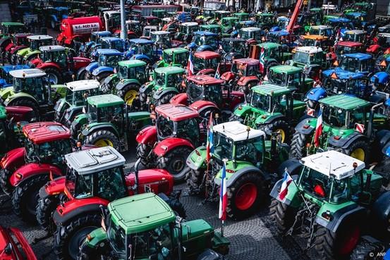 Stikstofplannen voor boeren pas in januari