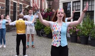 Studentenverenigingen doen oproep: 'houd afstand, voorkom coronabrandhaard in Leiden'