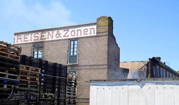 Zorgen over monumentale bollenschuur in Voorhout na verwoestende brand