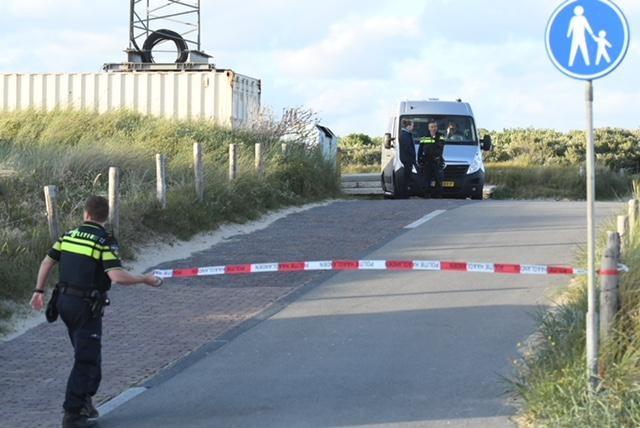 Politie bevestigt vondst stoffelijk overschot op strand Wassenaar